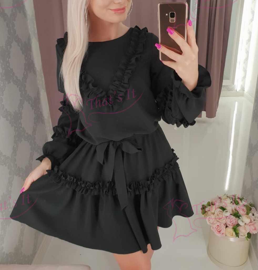 57859c5ff67 Must volangidega kleit | That's It
