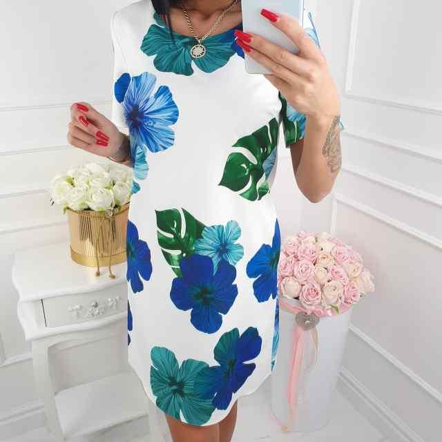 Kvaliteetne sirge lõikeline kleit taskutega