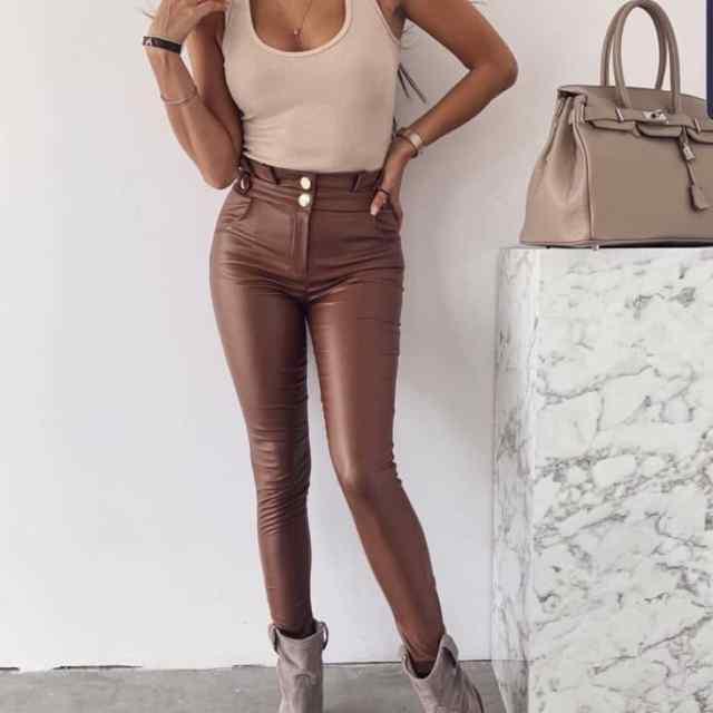 Nahaimitatsioon püksid