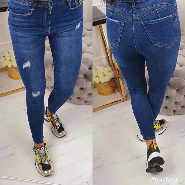 Kvaliteetsed strechid kulutatud teksapüksid, väga mugavad jalas
