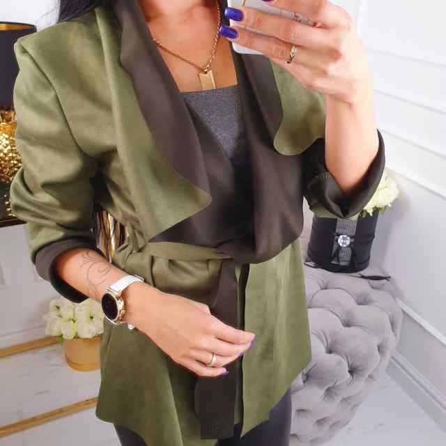 Seemisnahkne jakk