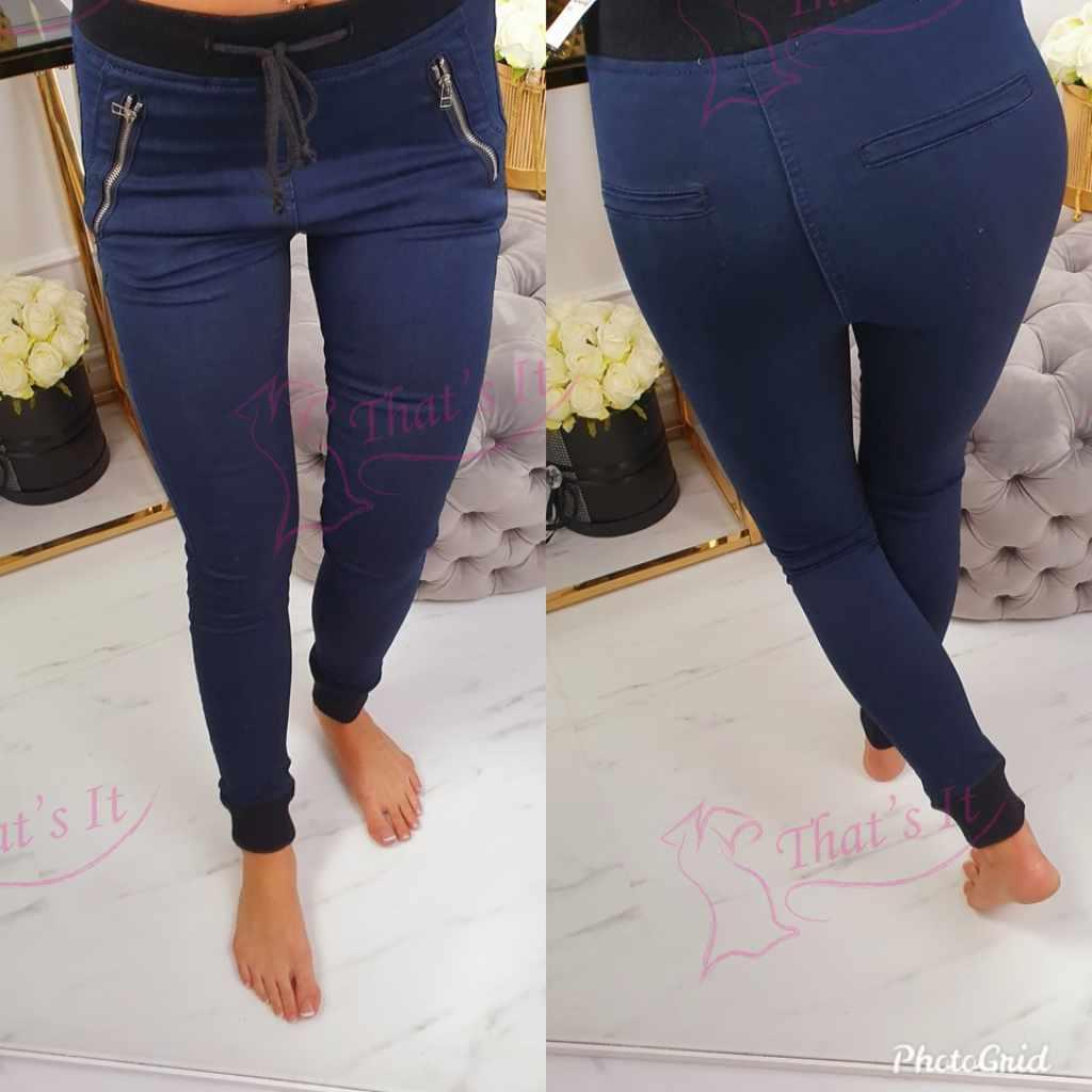 Väga pehmed/mugavad strechid vabaaja püksid