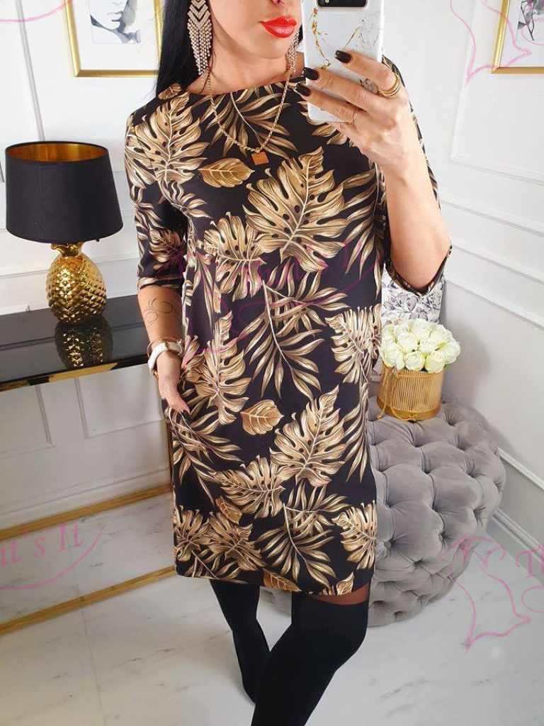 Taskutega kvaliteetne kleit