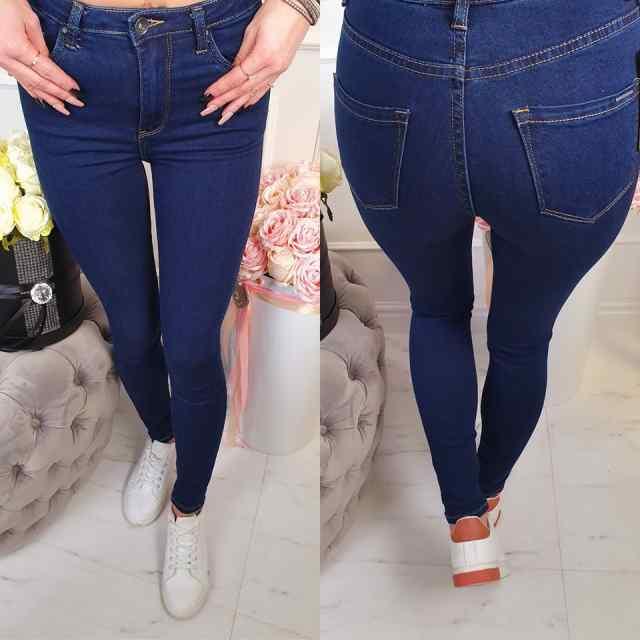 Kvaliteetsed klassikalised tumesinised teksapüksid. Sobib kuni 173cm