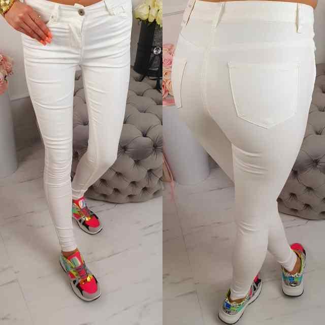 Nahksed püksid
