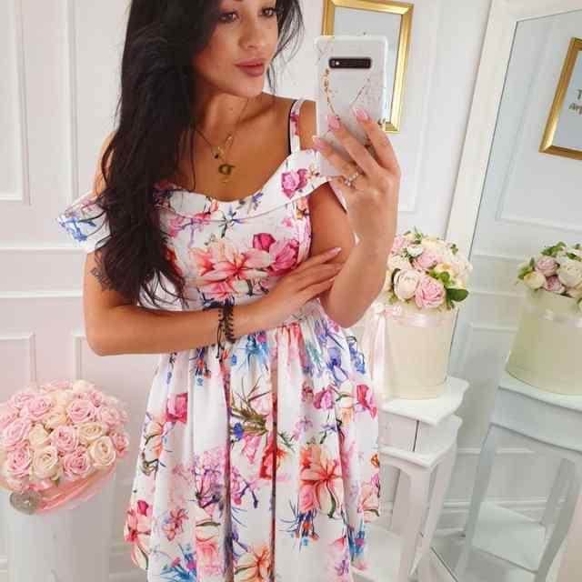 Armas õlaepaeltega kleit