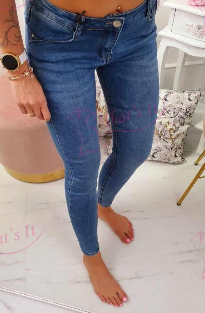 Klassikalised teksapüksid D1592