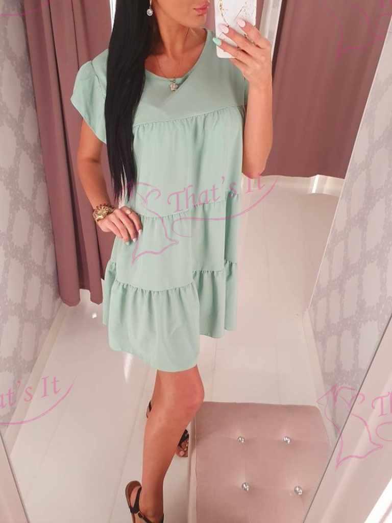 Õhuline suvine kleit