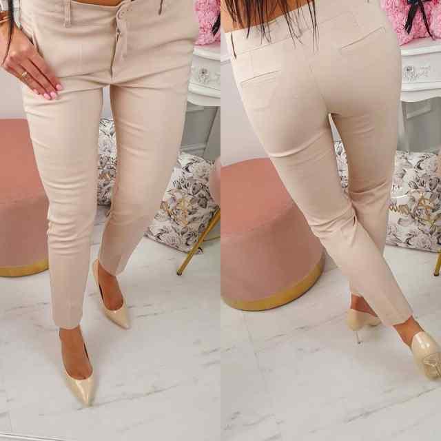 Viisakad püksid taskutega