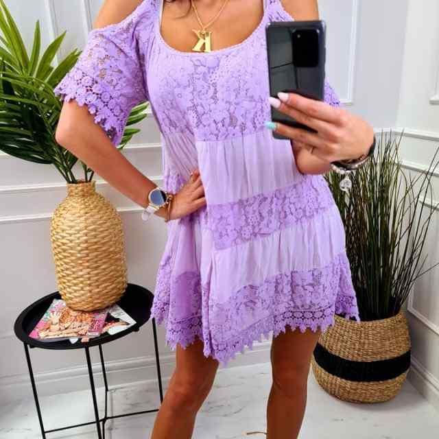 Armas pitsiline kleit