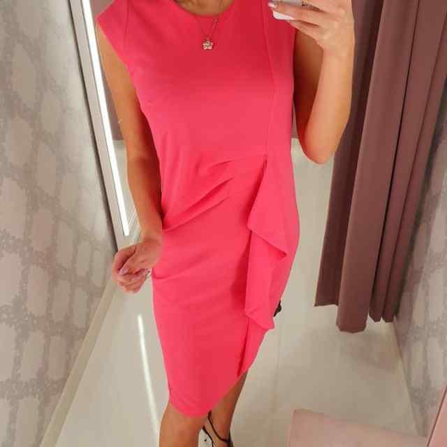 Kvaliteetne kleit satsiga