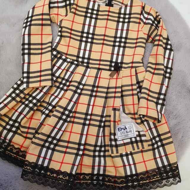 Armas kleit tüdrukule