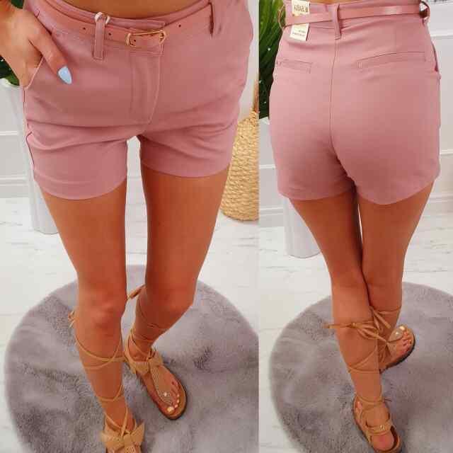Viisakad lühikesed püksid taskutega