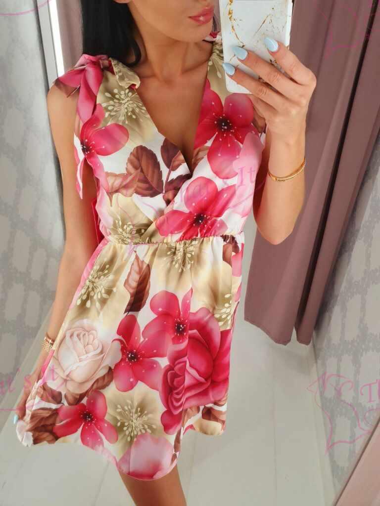 Armas õlgadelt seotav kleit
