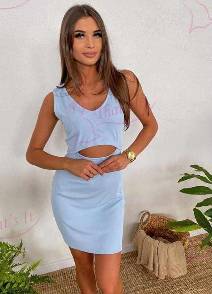 Soonikkangast kleit
