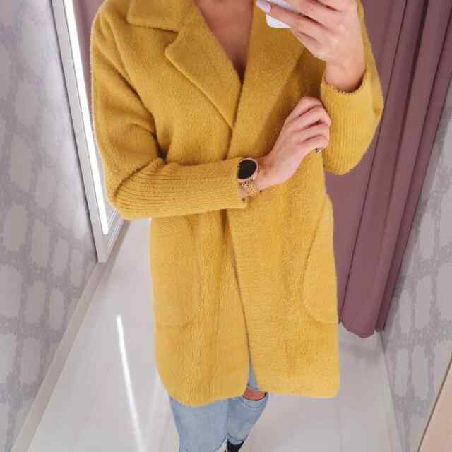 Alpaka jakk, eest trukiga