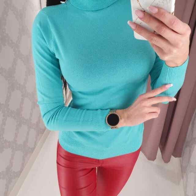 Kõrge kaelusega sviiter